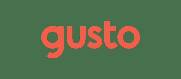 Logo for Gusto