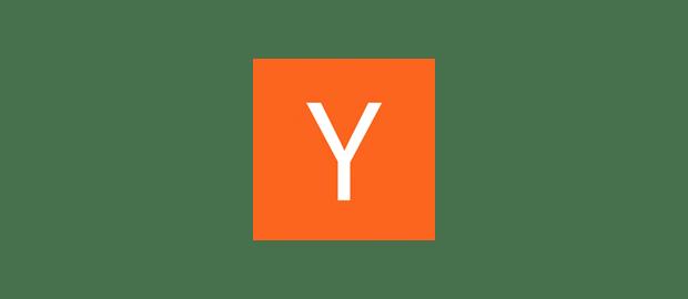 Logo for Y Combinator