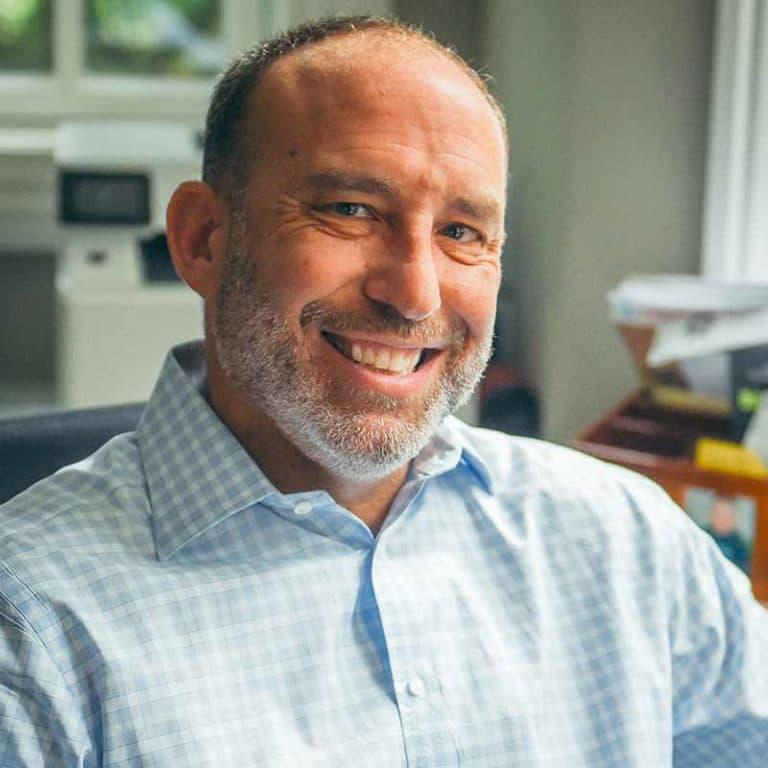 Portrait of Mike Kaswan