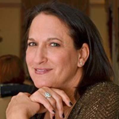 portrait of  CFO Renée Barnstone