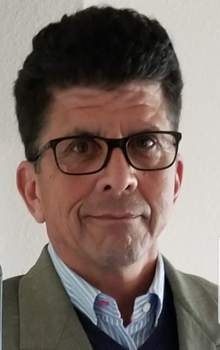 Portrait of Chester Hurtado