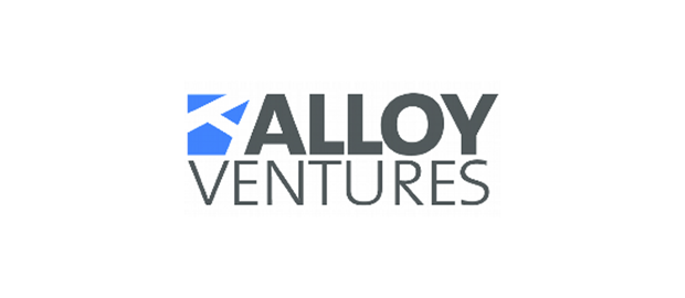 Logo for Alloy Ventures logo