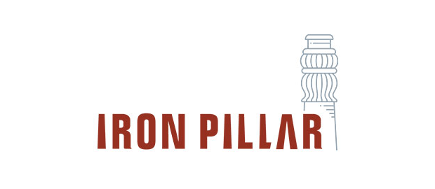 Logo for Iron Pillar logo