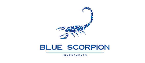 Logo for Blue Scorpion Investments Logo